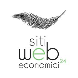 Realizzazione siti web economici siti internet low cost Italia logo footer
